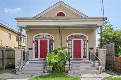 Multi Family Home For Sale: 2721-23 Dumaine Street