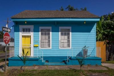 New Orleans Single Family Home For Sale: 1441 Spain Street