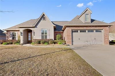 Covington Single Family Home For Sale: 802 Place Saint Claude Street