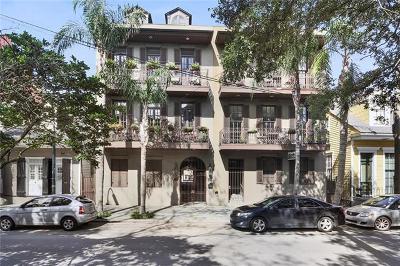 New Orleans Multi Family Home For Sale: 1029 Esplanade Avenue #8