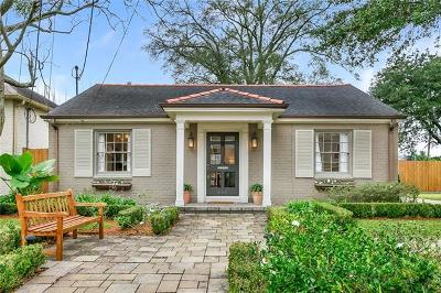 Single Family Home For Sale: 448 Bellaire Drive