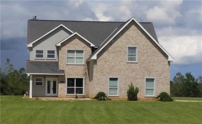 Covington Single Family Home For Sale: 218 Highland Crest Drive