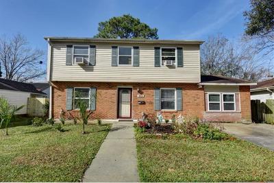 Single Family Home For Sale: 3821 E Louisiana State Drive