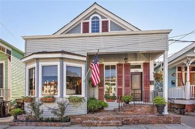 Single Family Home For Sale: 4706 Cleveland Avenue