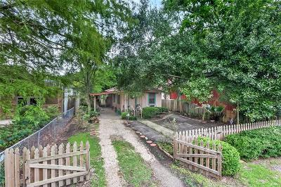Single Family Home For Sale: 1934 Madison Street