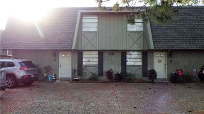 Multi Family Home For Sale: 4520 Laplace Street #c