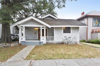 Single Family Home For Sale: 8405 Pritchard Place