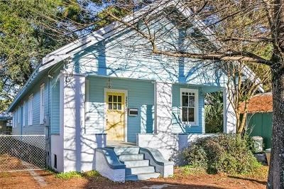 Single Family Home For Sale: 1322 Adams Street