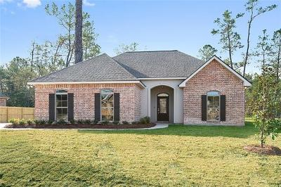 Single Family Home For Sale: 9555 Sweet Bay Lane