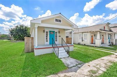 Jefferson Parish, Orleans Parish Condo For Sale: 6014 Burgundy Street