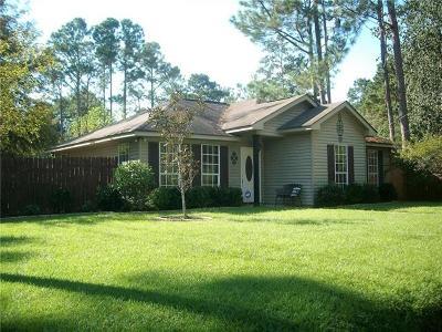 Covington Single Family Home For Sale: 70401 5th Street Street