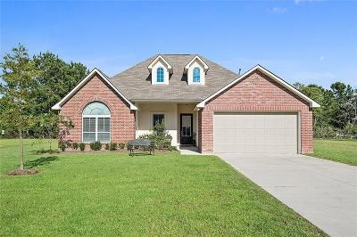 Madisonville Single Family Home For Sale: 360 Coconut Palm Drive