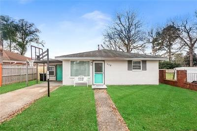 Single Family Home For Sale: 178 Normandy Avenue