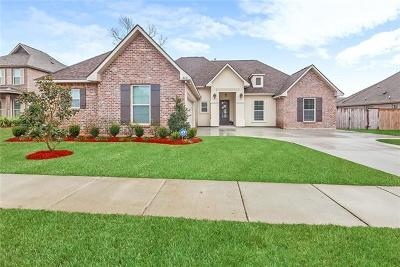 Madisonville Single Family Home For Sale: 308 Cedar Creek Drive