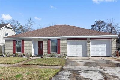 Single Family Home For Sale: 3928 Lake Trail Avenue