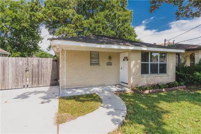 Metairie Single Family Home For Sale: 512 Grove Avenue