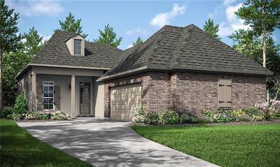 Madisonville Single Family Home For Sale: 1324 Audubon Pkwy Lane