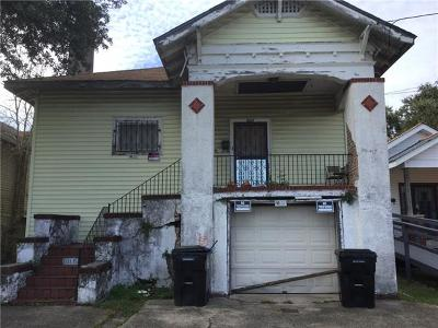 Single Family Home For Sale: 1809 N Broad Street