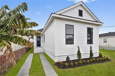 Single Family Home For Sale: 4519 New Orleans Street