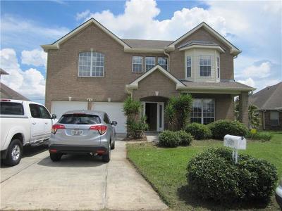 Gretna Single Family Home For Sale: 1101 N Wyndham Street