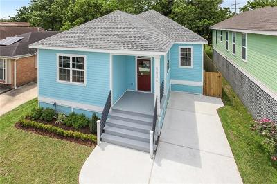 Single Family Home For Sale: 5836 Eads Street