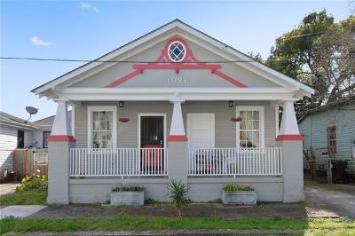Single Family Home For Sale: 1021 Evelina Street