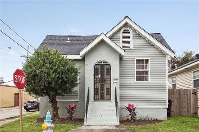 Single Family Home For Sale: 1349 S Telemachus Street