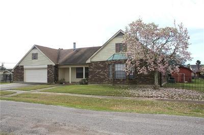 Single Family Home For Sale: 3301 Kansas Street