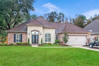 Slidell Single Family Home For Sale: 405 River Crest Cove