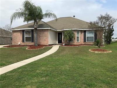 Slidell Single Family Home For Sale: 421 Moonraker Drive