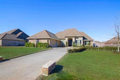 Covington Single Family Home For Sale: 159 S Verona Drive