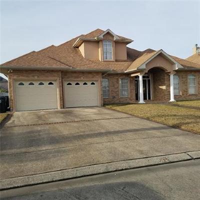 Single Family Home For Sale: 11413 Longview Drive
