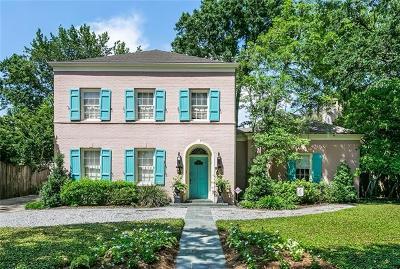 River Ridge, Harahan Single Family Home For Sale: 9625 Garden Oak Lane