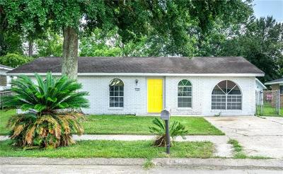 Marrero Single Family Home For Sale: 5825 Milladorn Avenue