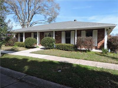 Single Family Home For Sale: 2101 Harvard Lane