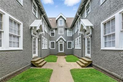 Multi Family Home For Sale: 910 S Carrollton Avenue #G