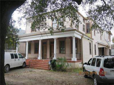 Single Family Home For Sale: 203 S Jefferson Davis Parkway