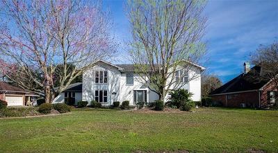 Gretna Single Family Home For Sale: 3641 E Lake Aspen Drive