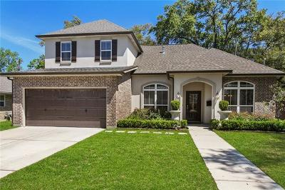 Single Family Home For Sale: 721 Ashlawn Drive