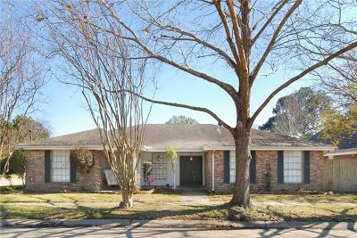 Metairie Single Family Home For Sale: 4408 Windsor Street