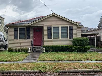 Metairie Single Family Home For Sale: 430 Helios Avenue