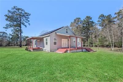 Covington Single Family Home For Sale: 12127 Northeast Drive