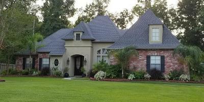 Madisonville Single Family Home For Sale: 319 Black Jack Oak Drive