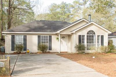 Covington Single Family Home For Sale: 70433 J Street