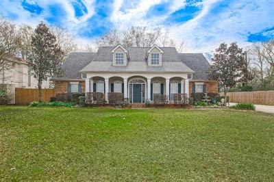 Marrero Single Family Home For Sale: 2504 Cypress Lawn Drive
