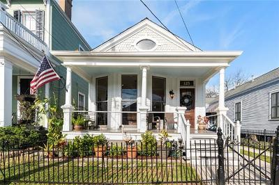 Single Family Home For Sale: 125 S Genois Street