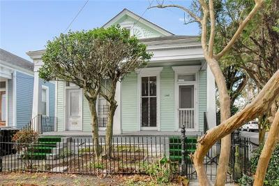 New Orleans Multi Family Home For Sale: 1038-40 Jena Street