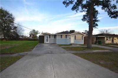 Single Family Home For Sale: 3116 Tupelo Street