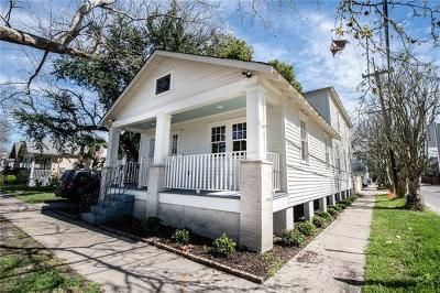Single Family Home For Sale: 301 Henry Clay Avenue
