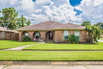 Harvey Single Family Home For Sale: 2349 S Friendship Drive